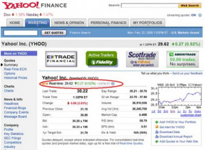 yahoo finance stock quotes yahoo finance Yahoo