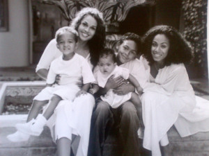 Jada Pinkett-Smith Talks About Blended Families - Smith Kids and Will ...