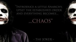 quotes the joker batman dark knight