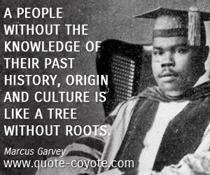 Marcus Garvey People