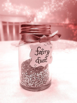 Fairies fairy dust
