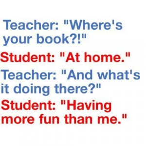 Funny Joke For Teachers Lolz Conversation Between Teacher And Student ...
