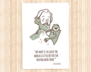 Jim Henson Quote