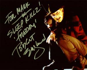 Robert Englund Freddy Krueger Picture
