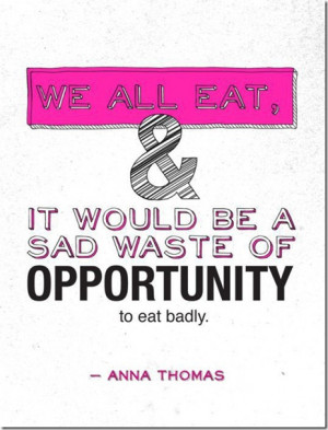 Quotes About Donating Food