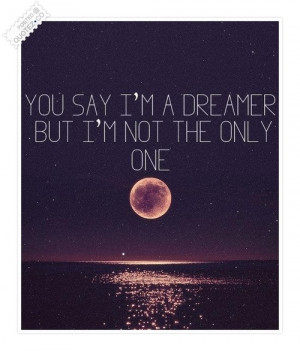QUOTEZ.CO » I'm A Dreamer Quotes