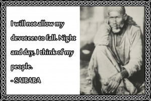 Sai Baba Says Shirdi Daily Quote Sutras