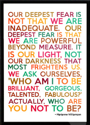 Images) 23 Incredible Marianne Williamson Picture Quotes