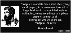 More Aristophanes Quotes