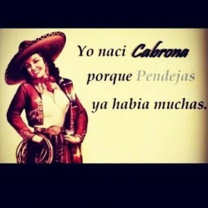 Mexican Sayings