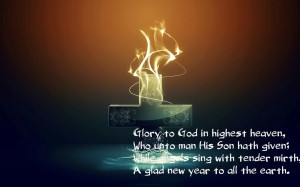 Christian Happy New Year Wishes, 2014 SMS Messages, Quotes
