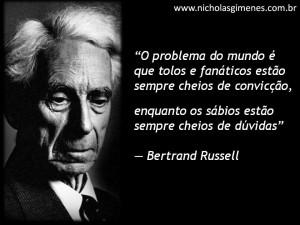 1872 - Bertrand Russell , filósofo e matemático britânico (m. 1970 ...