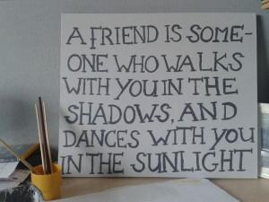 canvas quote