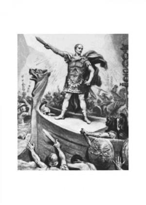 The Pharsalia Pictures: Julius Caesar - The Roman civil wars