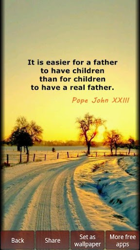 Beautiful Quotes Father's Day