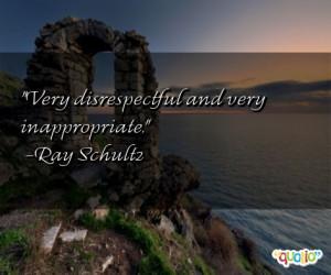 Disrespectful Quotes