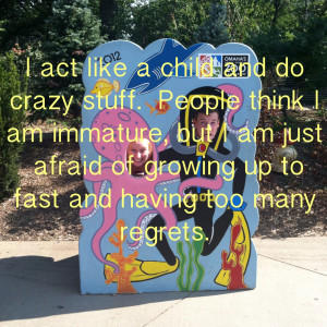 Growing up Quotes for Teenagers http://maleta-life.tumblr.com/