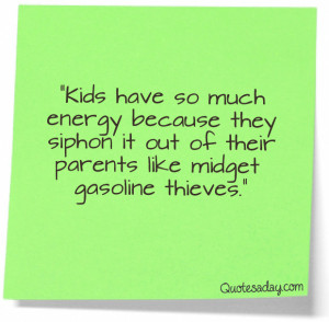 funny quotes about kids and parents