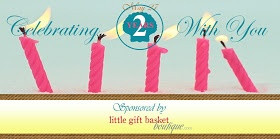 BLOGGED}: 2 Year Anniversary Celebration Giveaway Sponsored by Little ...