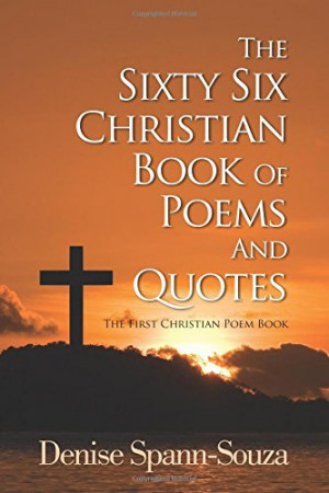 ... Six Christian Book Of Poems And Quotes: The First Christian Poem Book