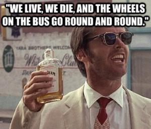 Jack nicholson easy rider quotes