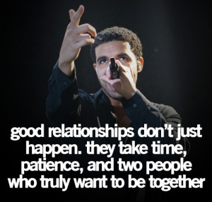 Drake Tumblr Quotes About Relationships