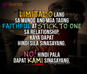 Tagalog Love Quotes For Him Sad: Best Tagalog Love Quotes March 2014 ...