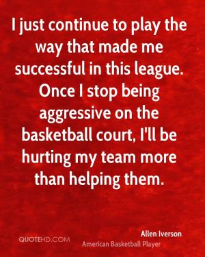 Allen Iverson Quotes