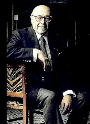 Ahmet Ertegun Pictures