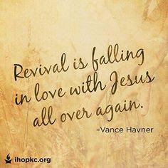 Revival. More