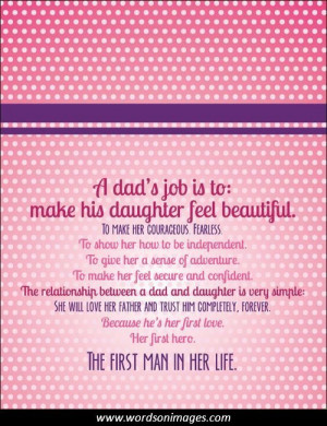 Father 39 s Day Quotes From Daughter to Dad
