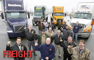 TEAMSTER FREIGHT LOCAL LEADERS OVERWHELMINGLY ENDORSE ECONOMIC RELIEF