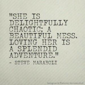 Splendid adventure