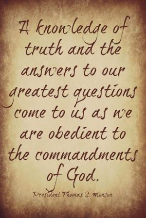 The Things I Love: September Sunday School Handouts - Commandments ...
