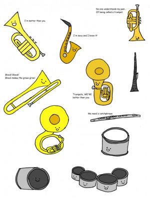 Marching Band stuff by ha-nata