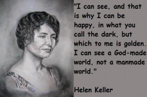 Helen keller famous quotes 4