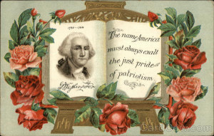 Patriotic sayings with flowers