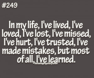 inspirational quotes lost loved one
