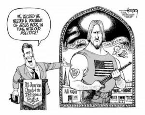 Jesus Cartoons