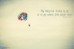 travel quotes diane arbus