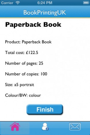 obtain a quote for your book printing project in seconds. All quotes ...