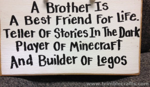 Quotes About Brothers And Sisters Being Best Friends Brother best ...