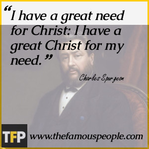 Charles Spurgeon Biography