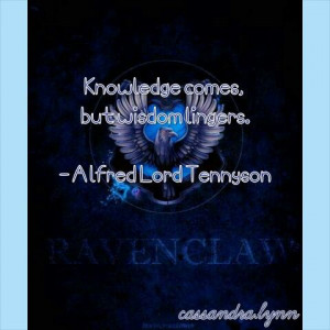 Harry Potter House Quotes: Ravenclaw