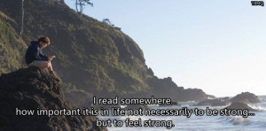 quote into the wild emile hirsch movie inspiration nature strong Chris ...