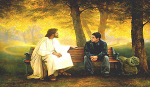 ... of the atonement of Jesus Christ to round out our treatment regimen