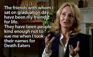 11 Times J.K. Rowling Proved That She's The True Queen Of Britain