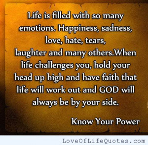 Beautiful Life Quotes With