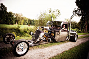 Diesel Rod Monster Rat With...
