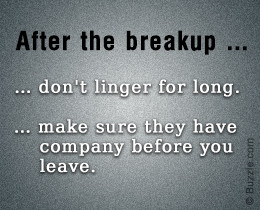 Relationship Break Up Quotes